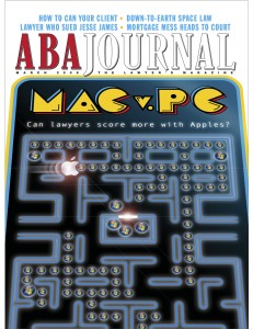 ABA Journal Cover March 2008