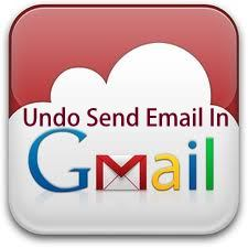 Undo Send in Gmail