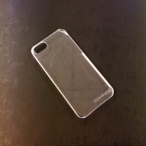 Sungg Ultra Thin Clear Case