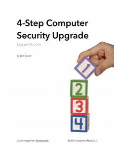 4-Step Computer Security Upgrade
